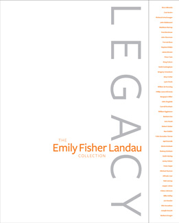 Legacy, The Emily Fisher Landau Collection, book cover