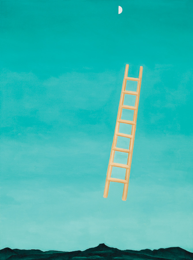 Famous Paintings Ladders
